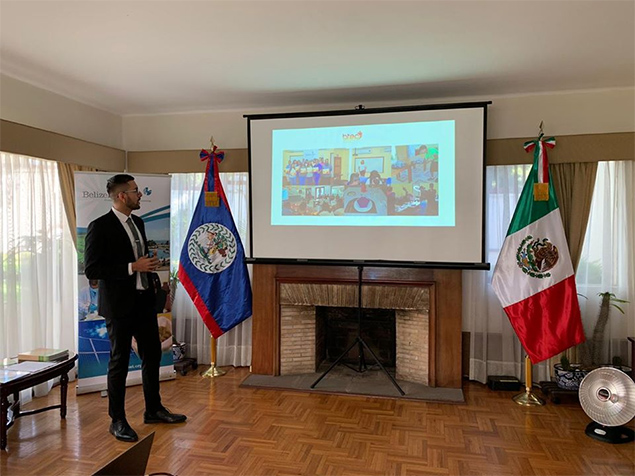 Advancing the Business Momentum Between Belize and Mexico