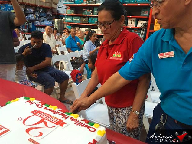 Castillo's Hardware Celebrates 20th Anniversary