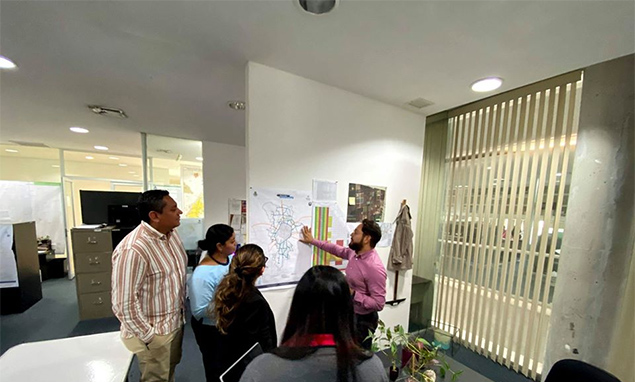 Belize Strengthening Relations with the City of Merida (Mexico) for a Safer Building Industry