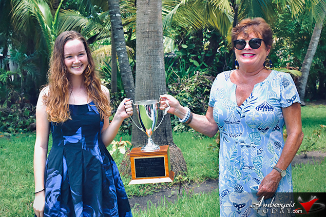 Island Academy Holds First Online Graduation on Ambergris Caye