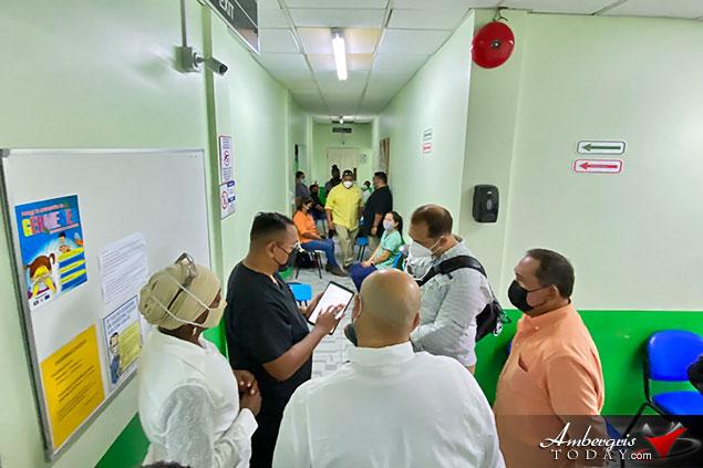 COVID-19 Vaccinations Gain Momentum in Belize