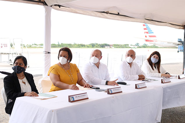 Belize Receives 100,000 COVID-19 Vaccines from Mexico