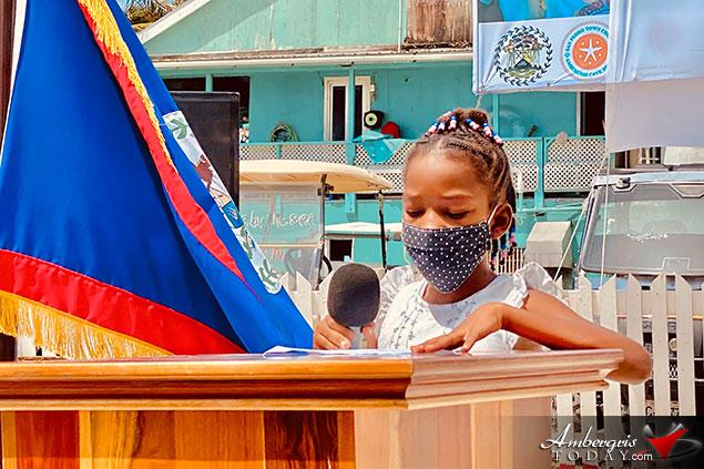 San Pedro Town Certified Silver as Child Friendly Municipality