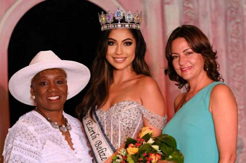 Miss Belize Earth 2021 Announced, Aarti Sooknandan