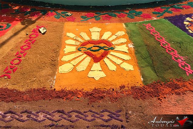sawdust carpets
