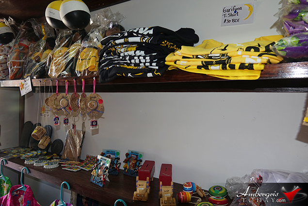 Pic of the Week - Garifuna Gift Shop