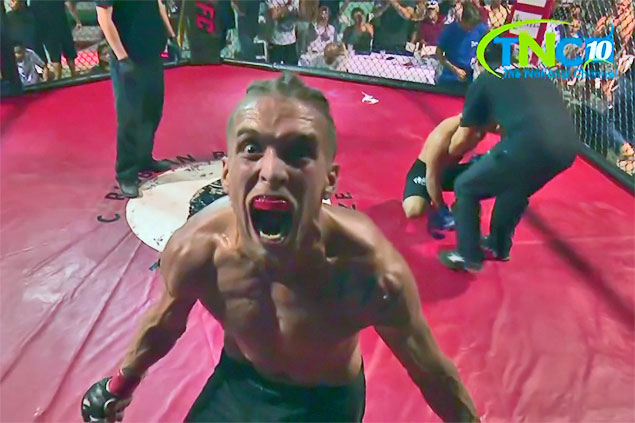 Bryce Peterson Takes BantamWeight Championship for Belize