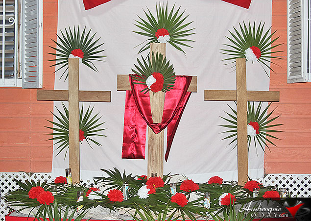 "San Pedro House of Culture Celebrates ""Dia De La Cruz"""
