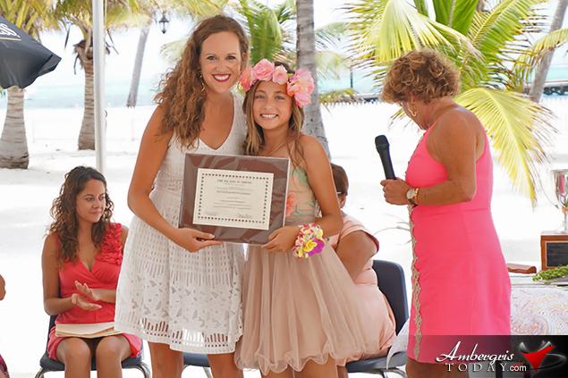 The Island Academy's Class of 2017, Skyler Guerrero