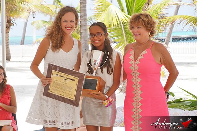 The Island Academy's Class of 2017, Alexandra Lausen