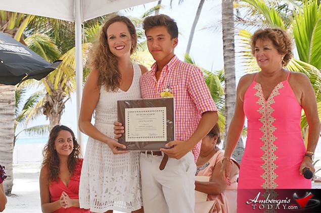 The Island Academy's Class of 2017, Collin Greif
