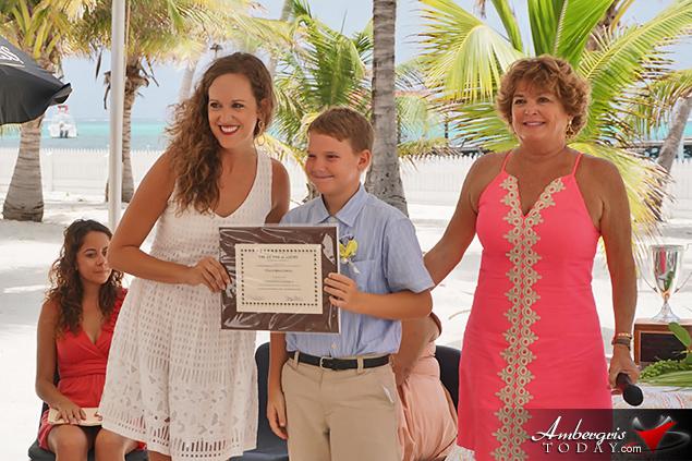 Island Academy Graduating Class 2017, Tallen Smith
