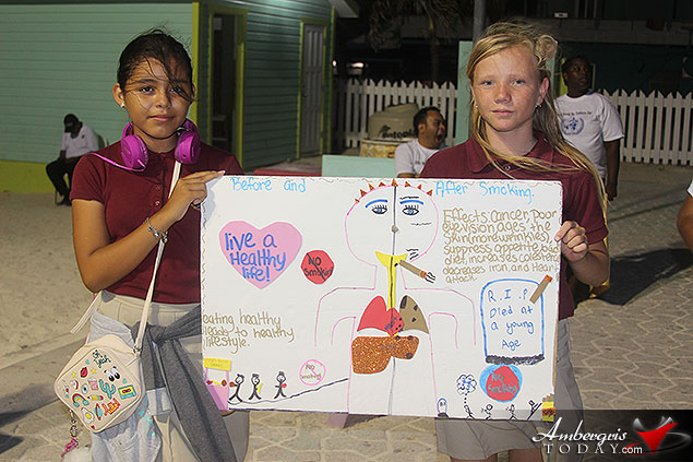 World No Tobacco Day Awareness Walk And Poster Competition