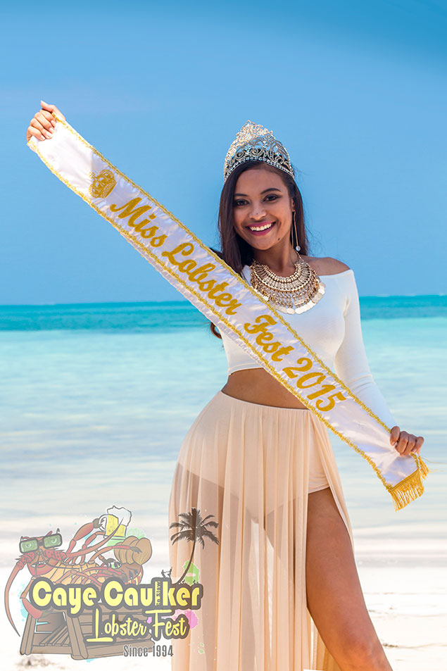 Caye Caulker Miss Lobster Fest Pageant Contestants Announced