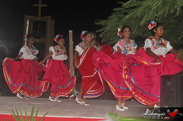 "Celebration of ""Dia De San Pedro"" Commences"