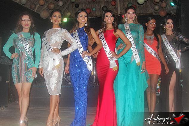 2017 Costa Maya Delegates Officially Sashed