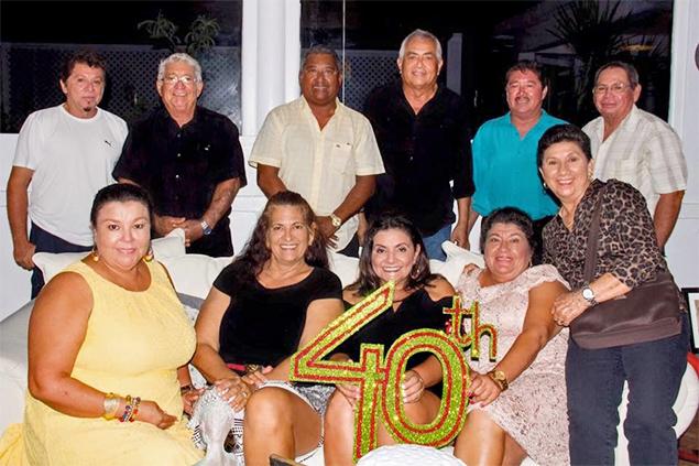 San Pedro High School Class Reunion 1977