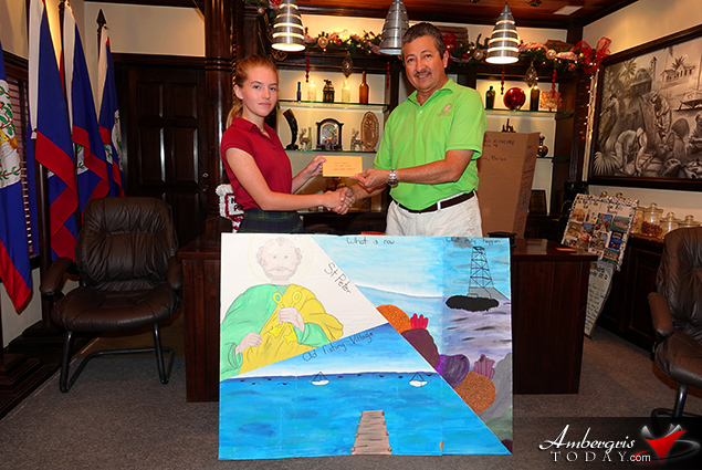 SPTC Presents Township Poster Competition Winners