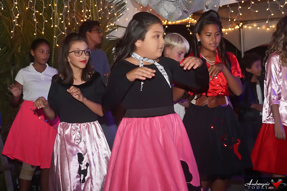 Island Academy Dazzles with Christmas Pageant 2017
