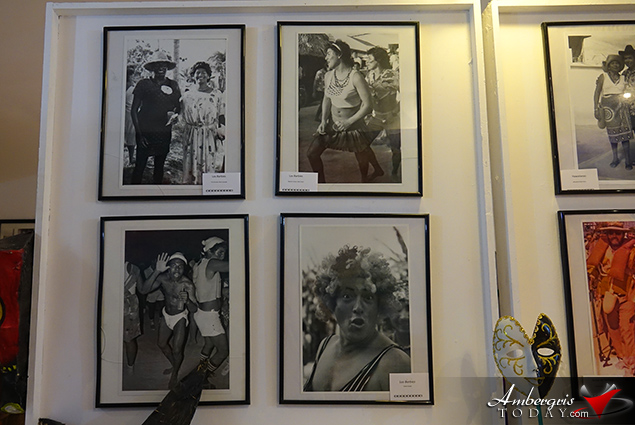 San Pedro House of Culture Hosts Carnaval Photo Exhibit