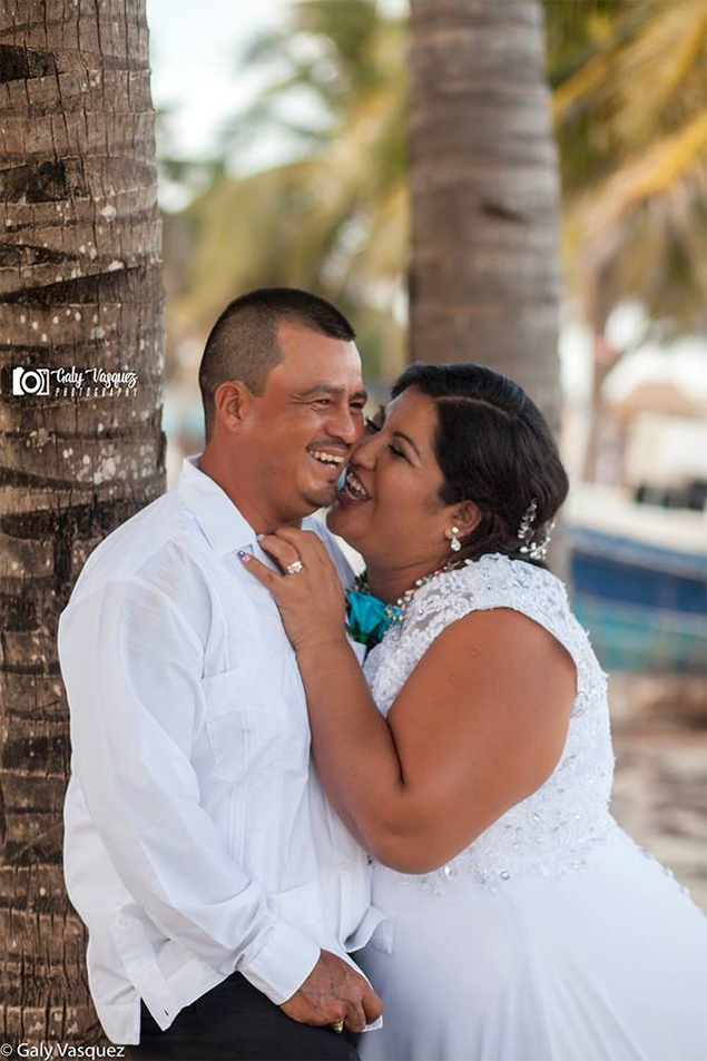 Love is in the Air - Ayuso/Montano Wedding
