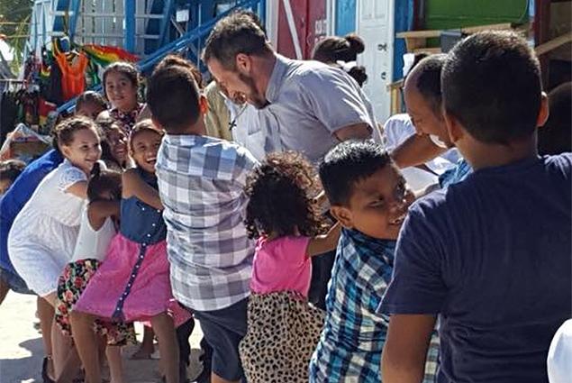 San Pedro RC Church Hosts Fun Family Day