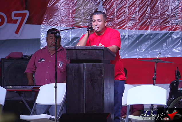 Pre Election Rallies Held over the Weekend in San Pedro Town