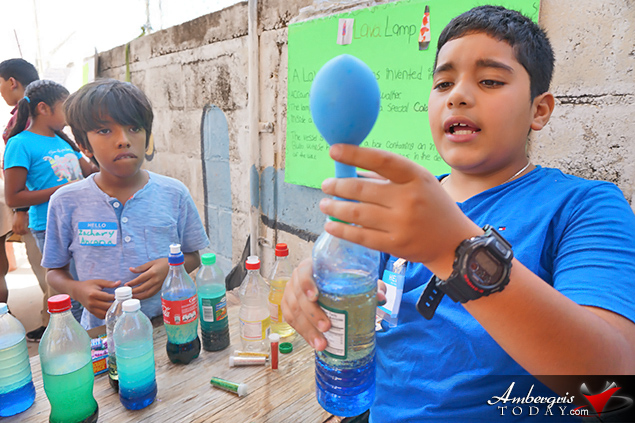 Young Minds Expand at Isla Bonita Science Fair