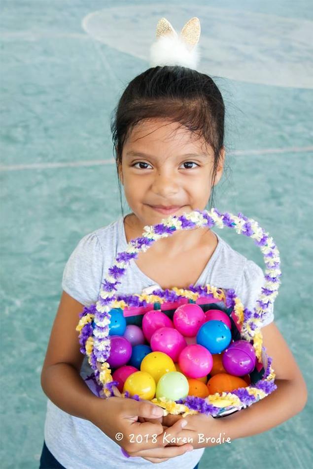 Successful Easter Egg Hunt