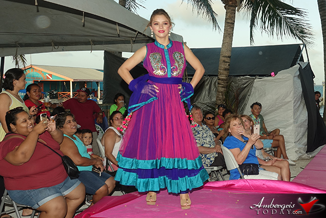 SP House of Culture Holds Cultural Fashion Show