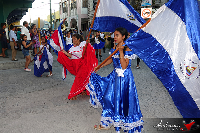 1st Ever Central American & Mexican Independence Parade