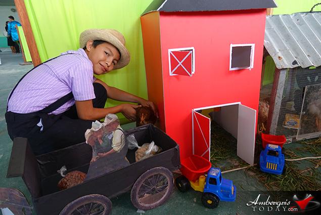 San Pedro High School Celebrates Belize's Rich Cultures