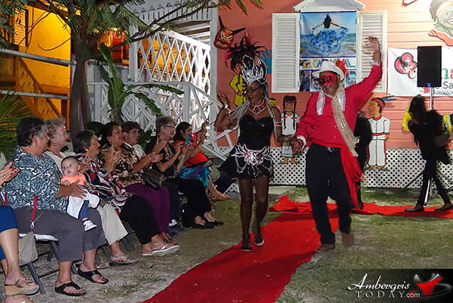 NICH Comparsa Show Kicks Off Carnaval 2019