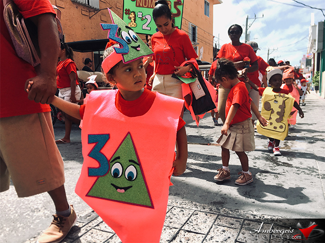 Child Stimulation Month 2019 Opening Parade