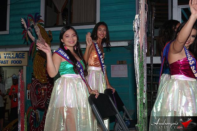 San Pedro Carnaval Parade