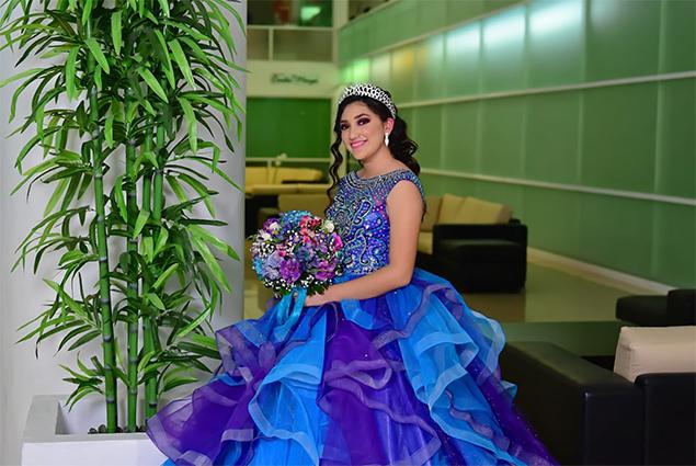 Rhea Gomez Celebrates Quinceaños