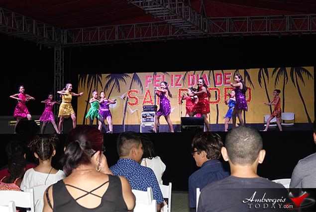 Dia De San Pedro Celebration