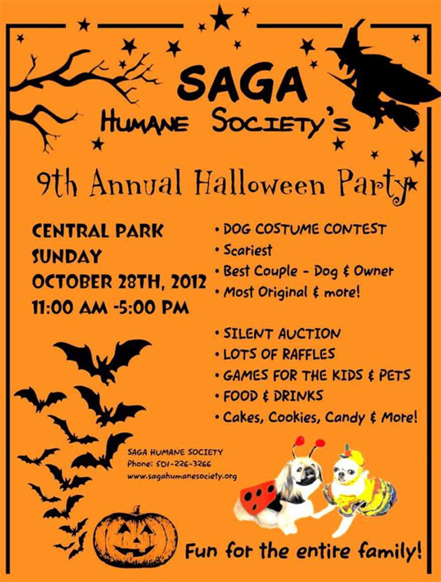 Saga 9th Annual Halloween Party Ambergris Today