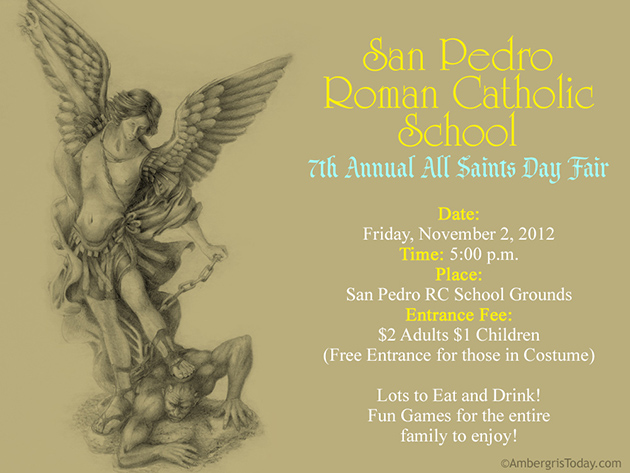All Saints Day Fair