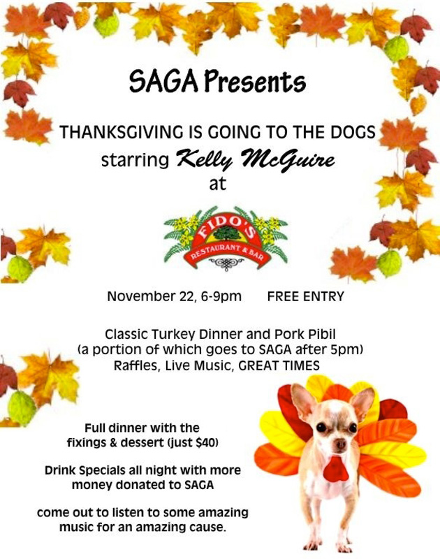 Thanksgiving Is Going To The Dogs!