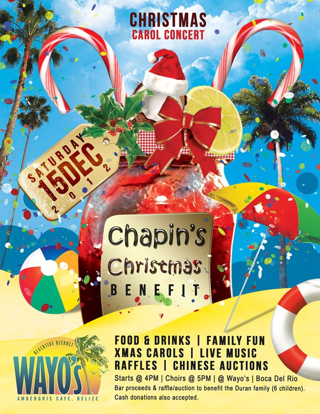 Christmas Benefit Fundraiser for Hector Duran Family