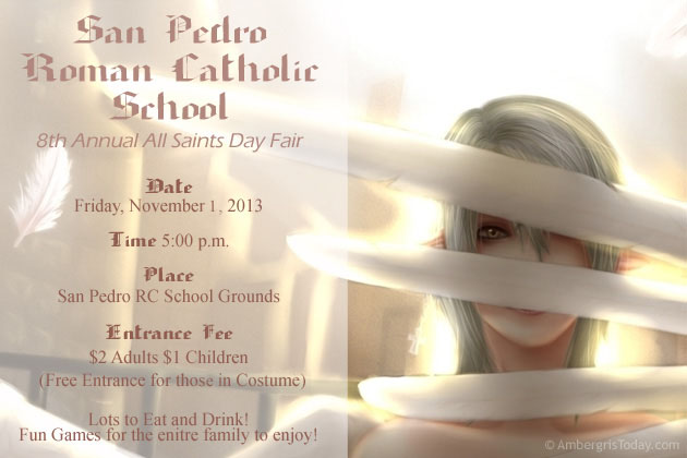 San Pedro RC School All Saints Day Fair