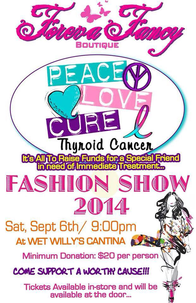 Fashion Show For A Worthy Cause