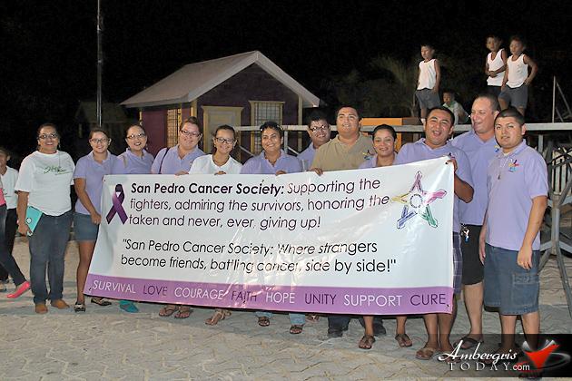 Invitation to San Pedro Cancer Awareness Walk