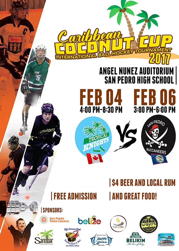 First International Hockey Tournament This Weekend