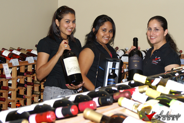 Dorian's Angels at Wine de Vine