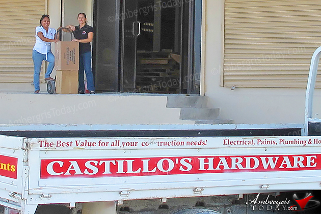 Dorian's Angels - Castillo's Hardware