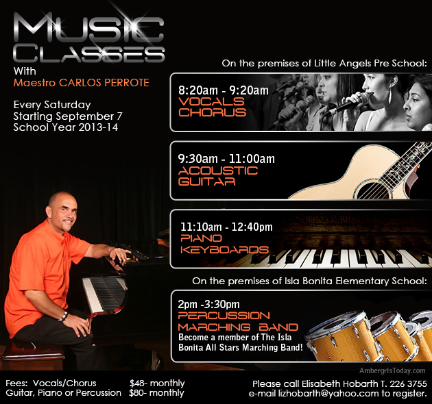 September Music Classes