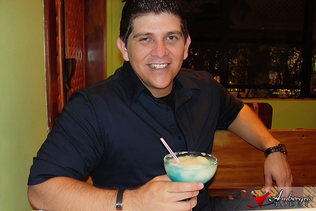Elvi's Frozen Margarita!