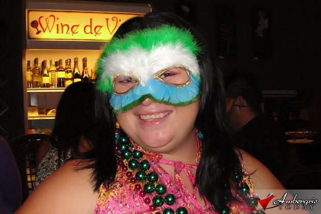 Wine de Vine Mardi Gras Party